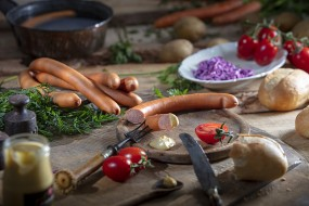 Klöppner`s Wiener Würstchen